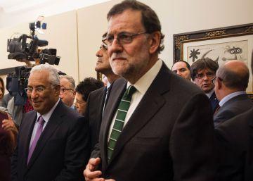 Mariano Rajoy comparece en Málaga