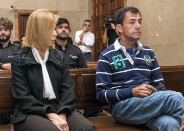 Un jurado popular declara a Munar culpable de soborno