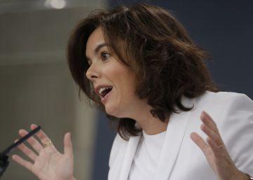 El presidente en funciones valora haber recuperado la interlocución con el PSOE