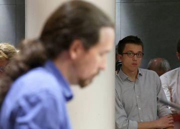 """Iglesias califica al PSOE de partido """"desnortado y en descomposición"""""""
