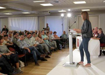 Los socialistas sortean su crisis al ser necesarios para gobernar en el País Vasco