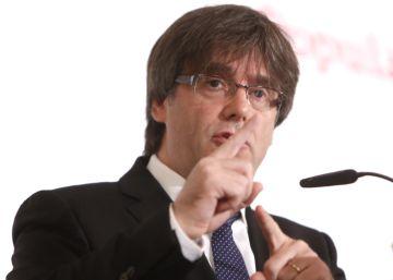 Puigdemont ofrece al Gobierno una vía lenta para la independencia