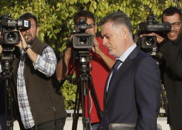 Las grabaciones preliminares de Gürtel ponen el foco sobre López Viejo