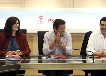 Fernández inicia la ronda con los líderes socialistas