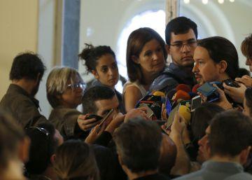 Iglesias gana apoyos en la batalla por Podemos Madrid