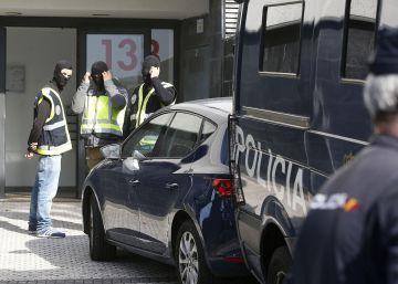 Detenidos 4 miembros de dos células yihadistas en España y Marruecos