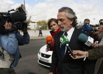 Francisco Correa asegura que cobraba comisiones del 3% que se repartía con el PP