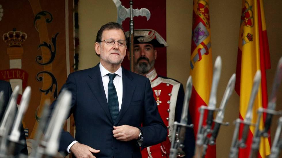 El presidente de Gobierno en funciones, Mariano Rajoy.