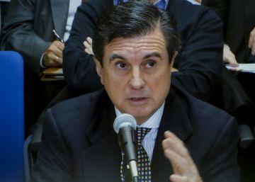 El fiscal pide 1,3 años para Matas por el proyecto fallido de la ópera de Calatrava