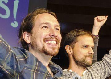 Iglesias pide a Podemos que se prepare para una huelga general si gobierna Rajoy