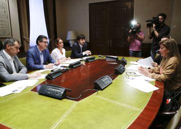 El Congreso acelera la comisión sobre la corrupción
