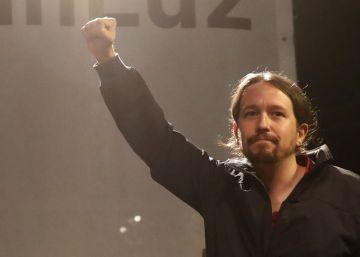 Iglesias resucita el discurso de la izquierda tradicional frente a Errejón