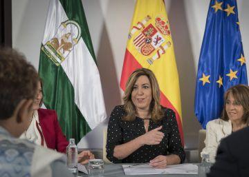 El PSOE de Andalucía defiende la abstención ante la investidura de Rajoy