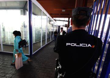 Dos exediles, entre los detenidos por el concurso del estacionamiento