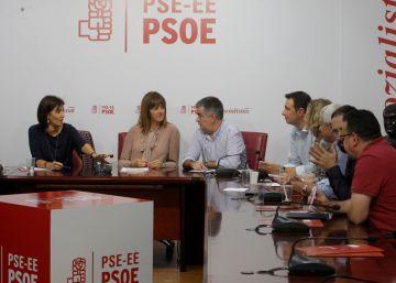 Idoia Mendia defenderá el 'no' a Rajoy en el comité federal del PSOE