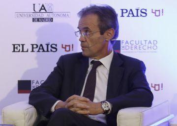 """El presidente de CaixaBank: """"Las sociedades que progresan son las contrarias al pelotazo"""""""