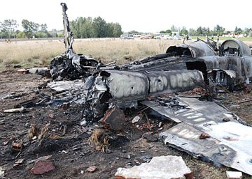 """Una juez avisa a Morenes del """"grave riesgo"""" de volar algunos cazas F-5"""