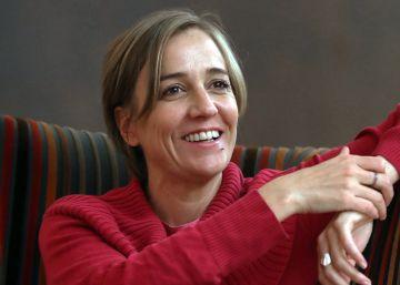 """Tania Sánchez: """"En política hay que hablar de compromisos más que de lealtades"""""""