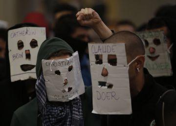 El PSOE culpa a Iglesias del boicot al acto en la Universidad Autónoma de Madrid