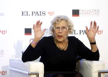"""Carmena: """"El mundo de la democracia representativa se está acabando"""""""