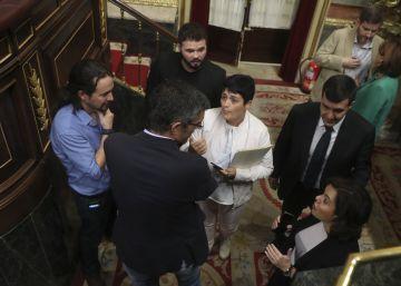 PP y Bildu impiden una declaración del Congreso sobre el fin de ETA
