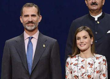 Los Reyes entregan los Premios Princesa de Asturias
