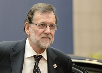 Mariano Rajoy comparece tras el Consejo Europeo