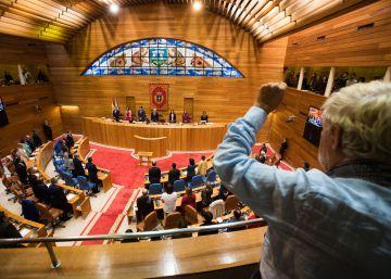 El Parlamento gallego inicia su décima legislatura con una oposición renovada