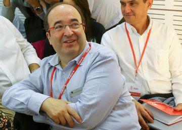 Iceta pide comprensión al voto en contra del PSC a la investidura de Rajoy