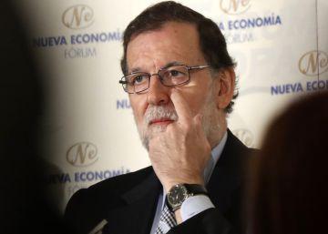 """Rajoy: """"En la resolución del PSOE hay cosas buenas que se pueden hablar"""""""