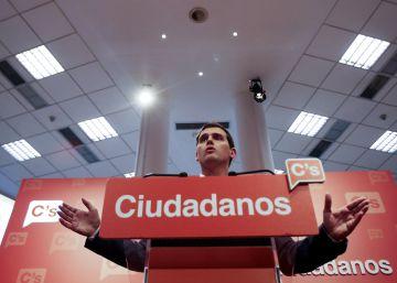 El desvío del déficit obliga a Ciudadanos a renegociar el gasto de su pacto con el PP