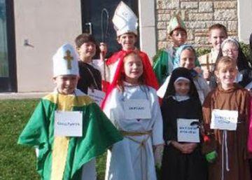 Halloween contra 'Holywins': la iglesia de Cádiz y Ceuta pide disfrazar a los niños de santos o vírgenes