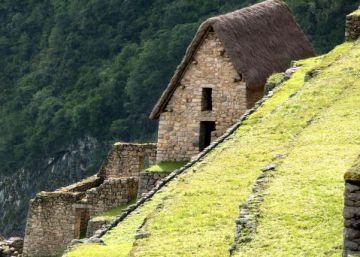 Una española herida por un rayo en la ciudadela inca de Machu Picchu