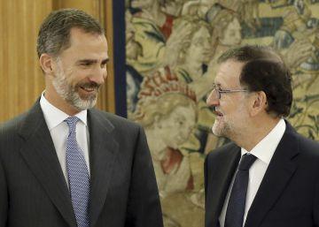 Así ha sido la ronda de consultas previa a la investidura de Mariano Rajoy