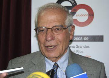 Borrell presentará el 14 de noviembre su dimisión como consejero de Abengoa