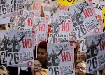 La huelga contra las reválidas de la LOMCE, en directo