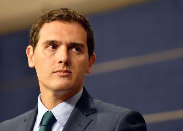 Rivera quiere negociar ya con el PP los Presupuestos y la aplicación del pacto