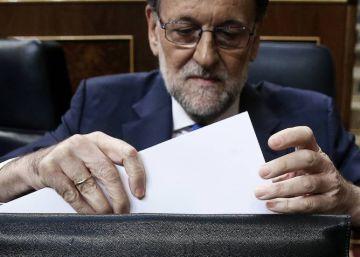 Mariano Rajoy, agosto de 2016, un discurso estable y moderado