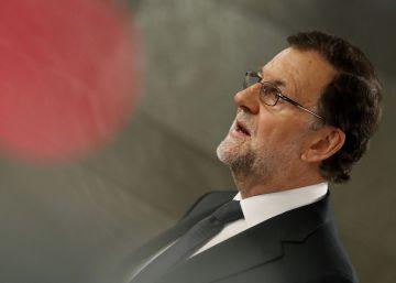 Debate de investidura de Mariano Rajoy, en directo