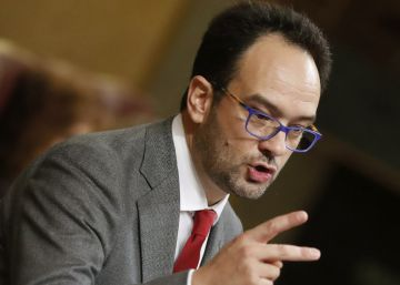 """Hernando: """"Nuestra voluntad es dar la vuelta a las políticas del PP"""""""