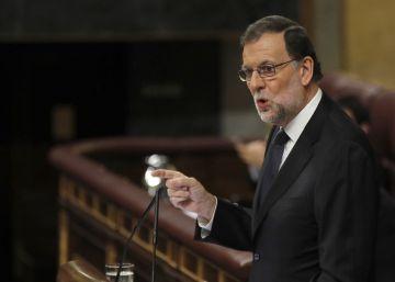 Rajoy pide al PSOE algo más que la abstención y confronta con Iglesias