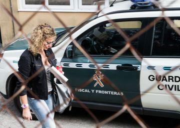 La Guardia Civil registrará la zona donde apareció el móvil de Quer