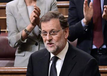 Directo | Mariano Rajoy, presidente del Gobierno tras 10 meses en funciones