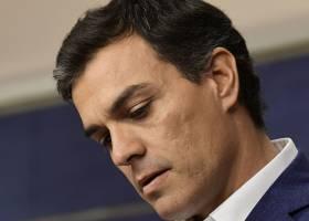 Los 15 diputados del PSOE que votaron no