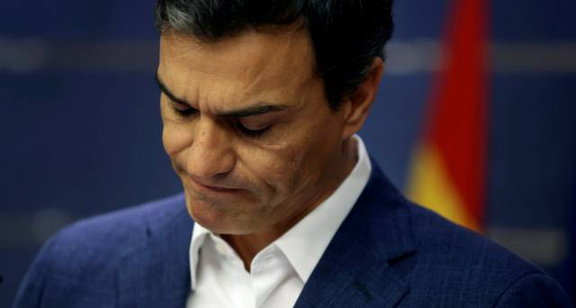 Resultado de imagen de Pedro Sánchez