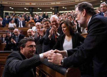 El PP corteja al PNV para tener su apoyo en el Congreso