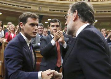 El pacto PP-Ciudadanos obliga a Rajoy a acelerar sus reformas antes de fin de año