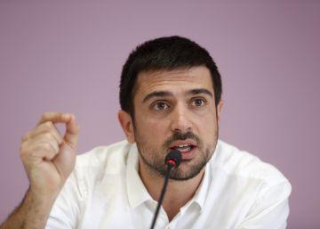 Espinar admite que ganó 20.000 euros con la venta de una vivienda protegida
