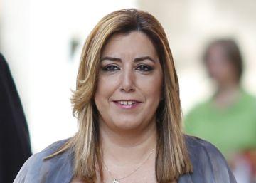 """Susana Díaz: """"El PSOE debe redefinirse como un partido de amplias mayorías"""""""