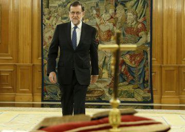 Rajoy marca su prioridad en las cuentas y la ley educativa